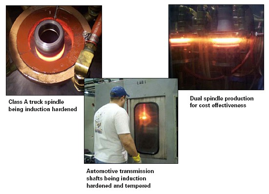 Commercial Heat Treating Services